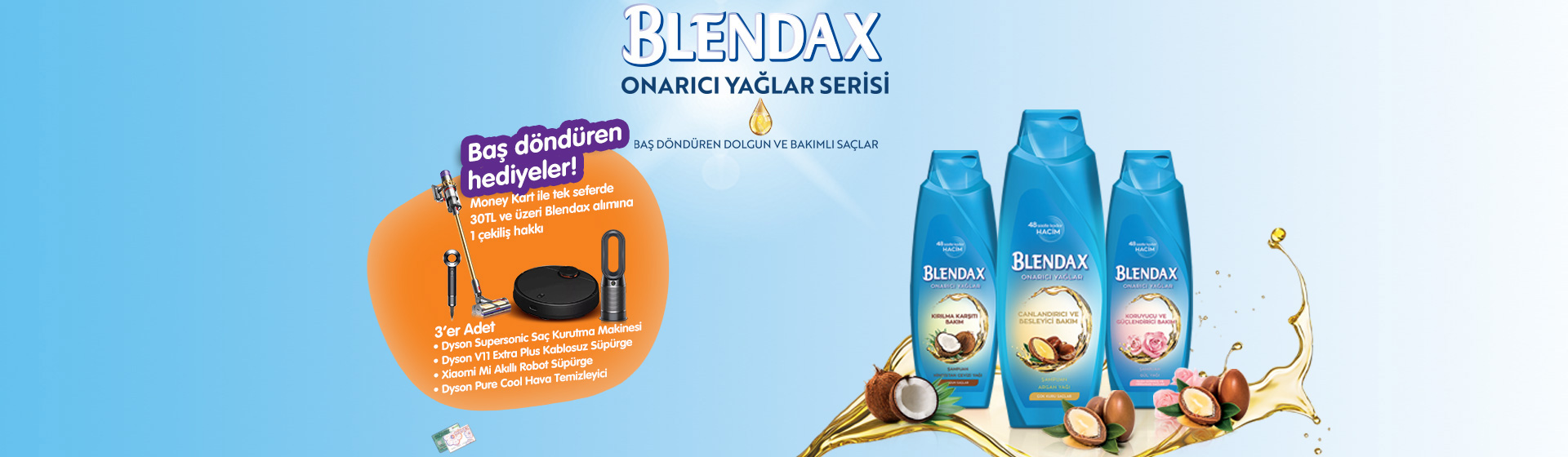 Blendax Çekiliş Kampanyası
