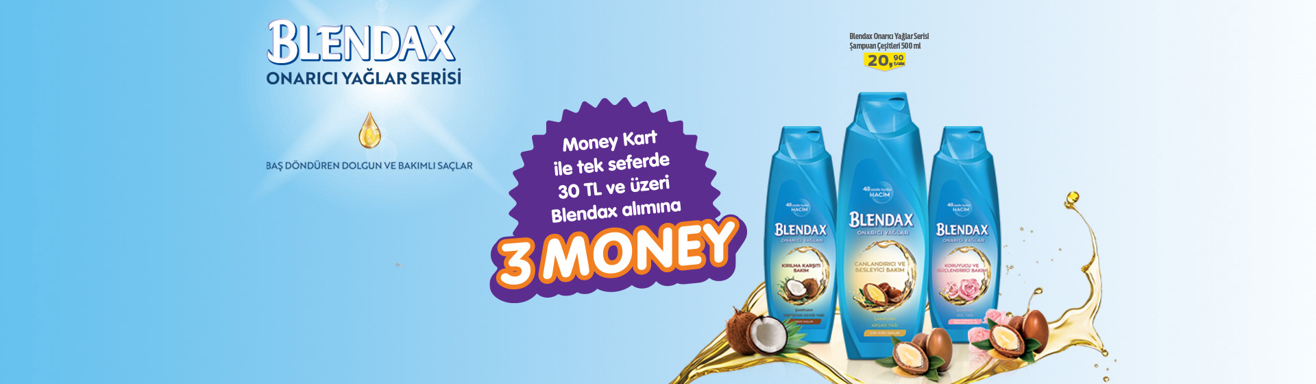 Blendax Money Kampanyası