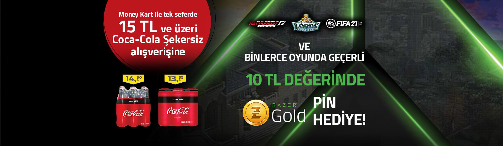 CCI Razer Gold Oyun Kodu Kampanyası