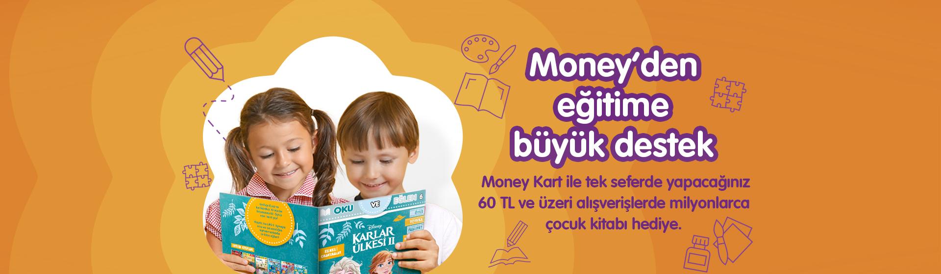 Çocuk Kitabı Kampanyası