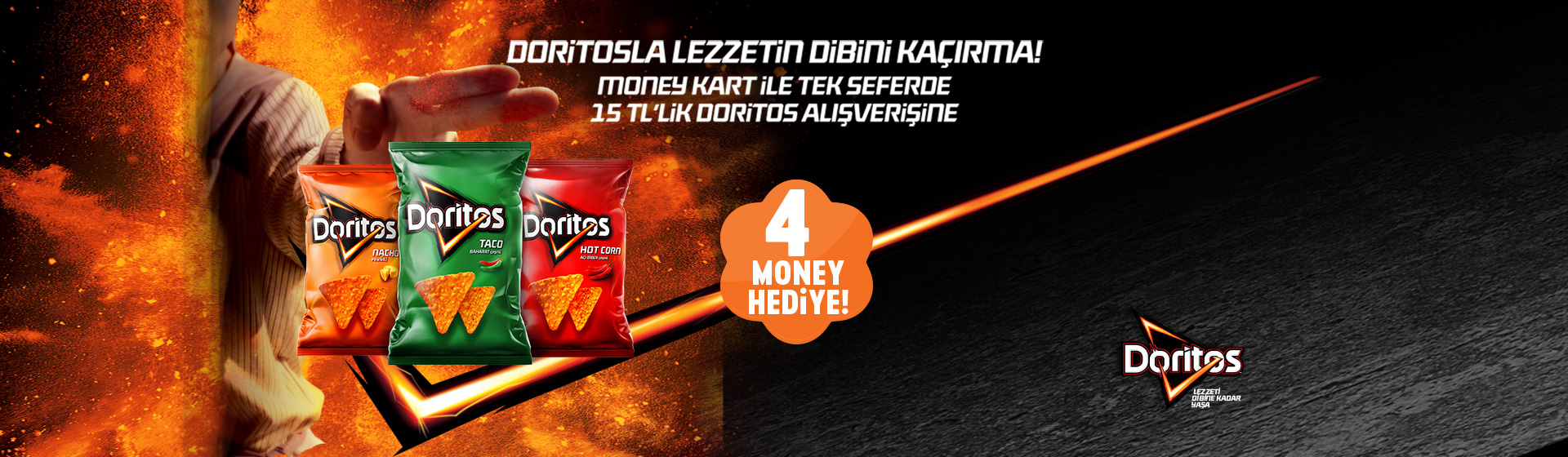 Doritos Money Kampanyası