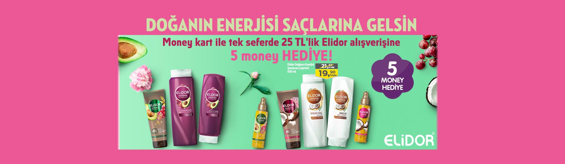 Elidor Money Kampanyası