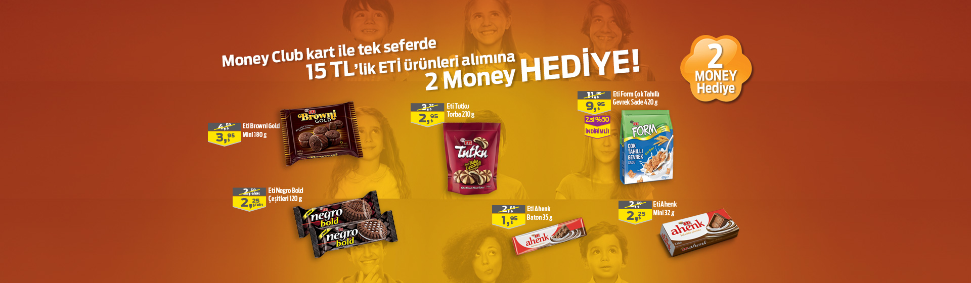 Eti Money Kampanyası