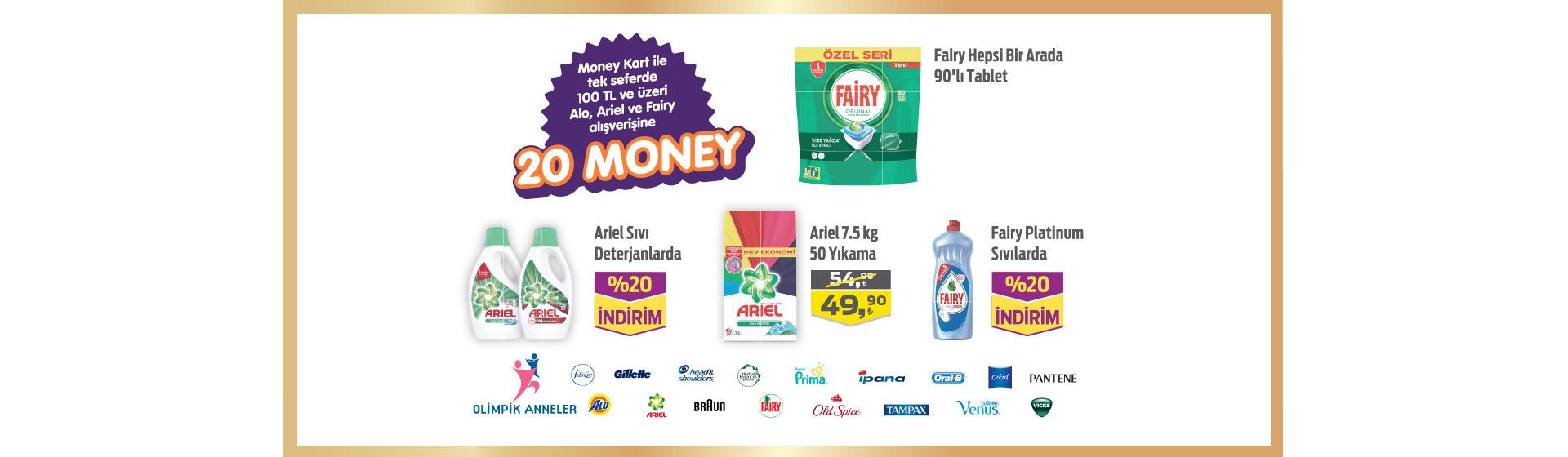 Fairy Money Kampanyası