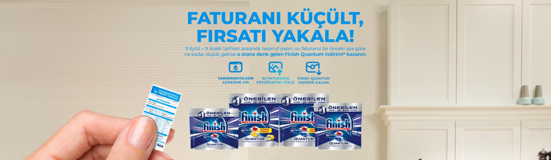 Finish Fatura Kampanyası