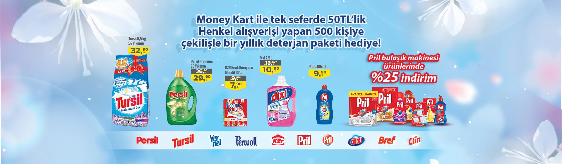 Henkel Çekiliş Kampanyası