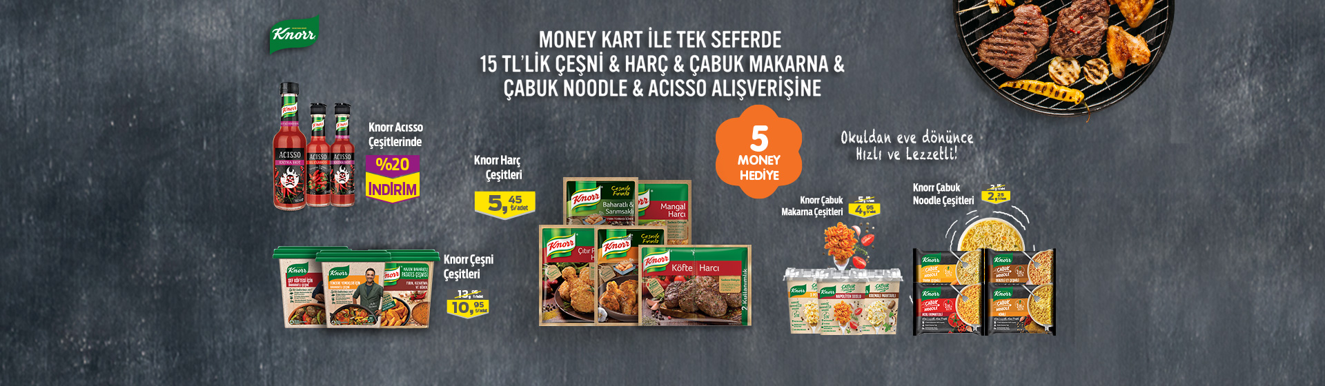 Knorr Money Kampanyası