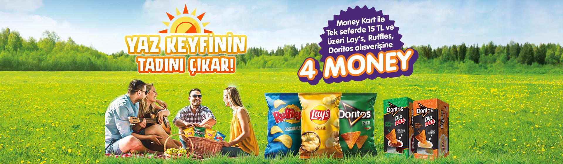 LRD Money Kampanyası