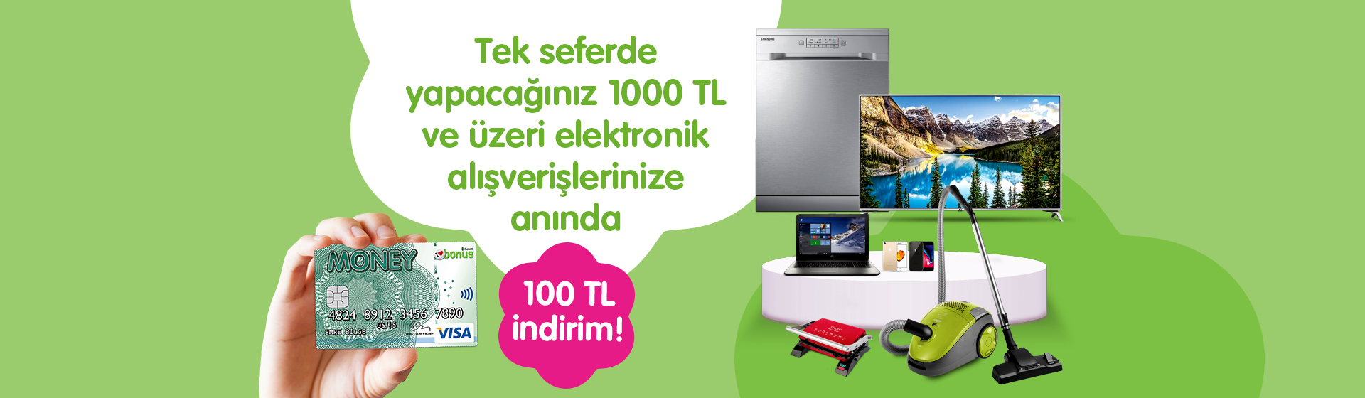 Money Bonus Elektronik Kampanyası