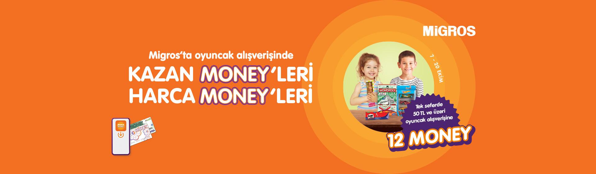 Oyuncak Money Kampanyası