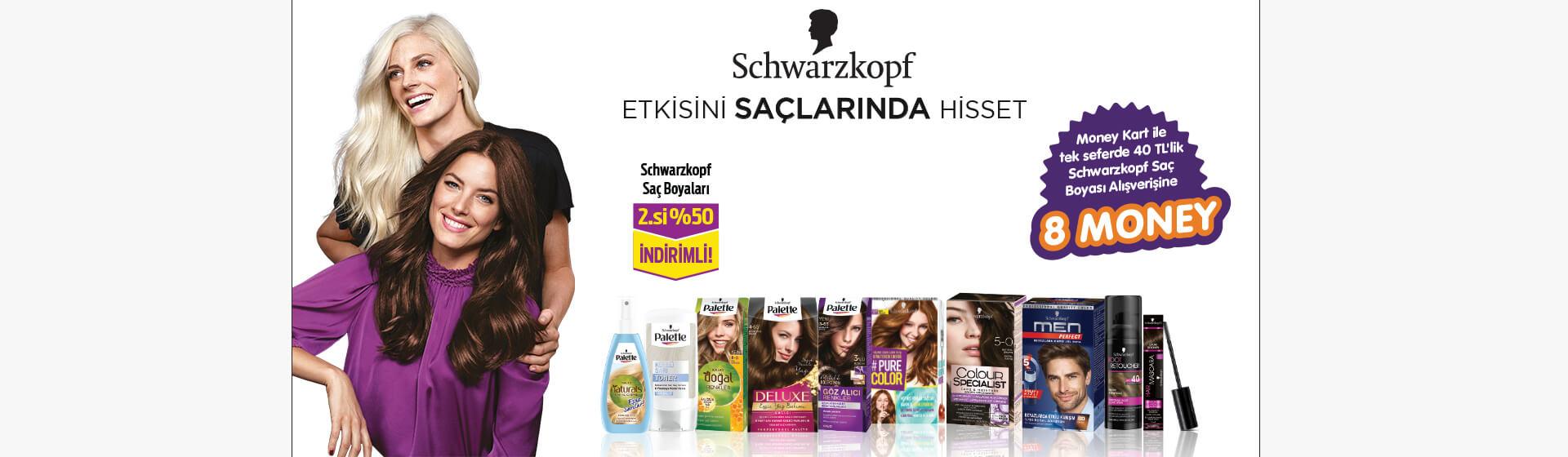 Schwarzkopf Money Kampanyası