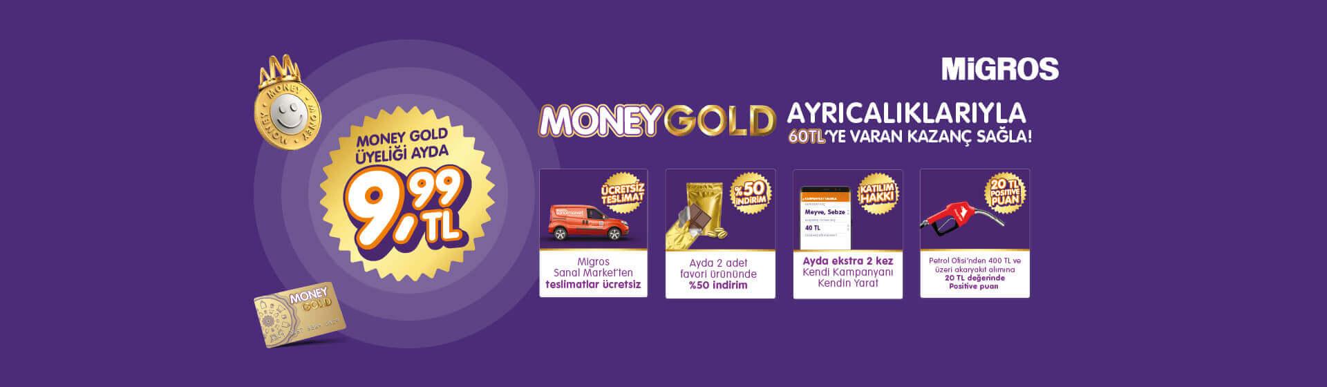 Money Gold ana sayfa
