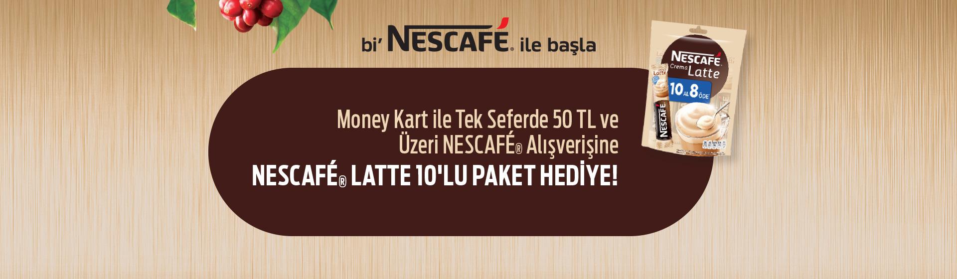 Nescafe Hediye Kampanyası