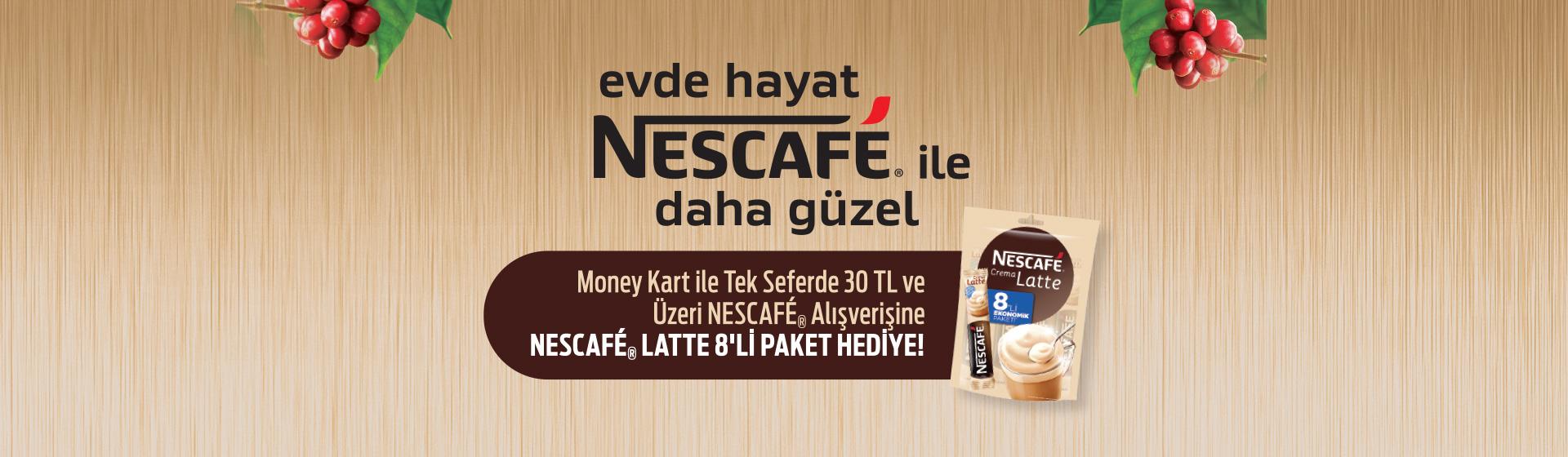 Nescafe Money Kampanyası