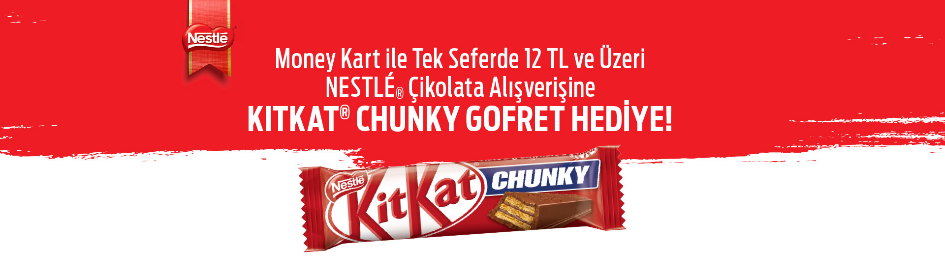 Nestle Çikolata Kampanyası