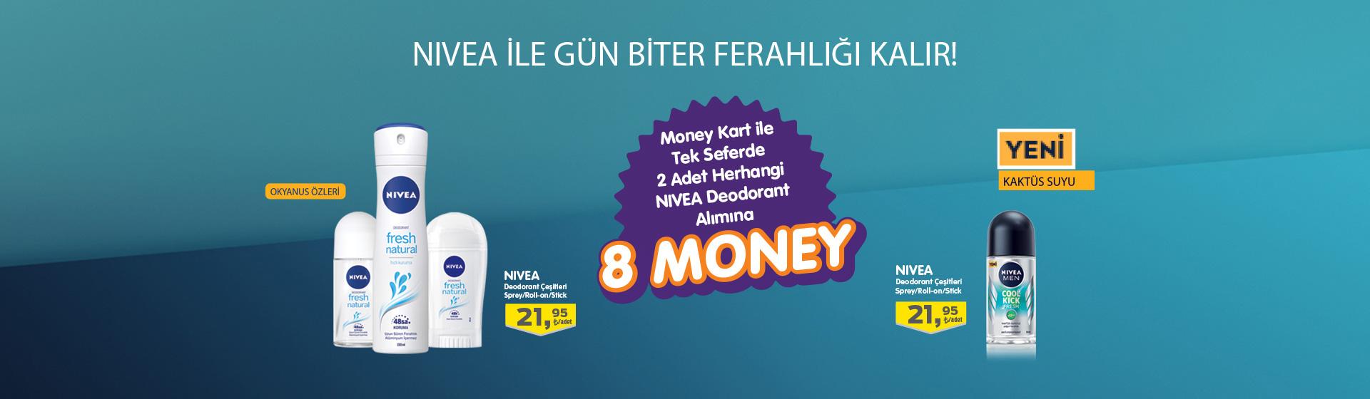 Nivea Deo Money Kampanyası