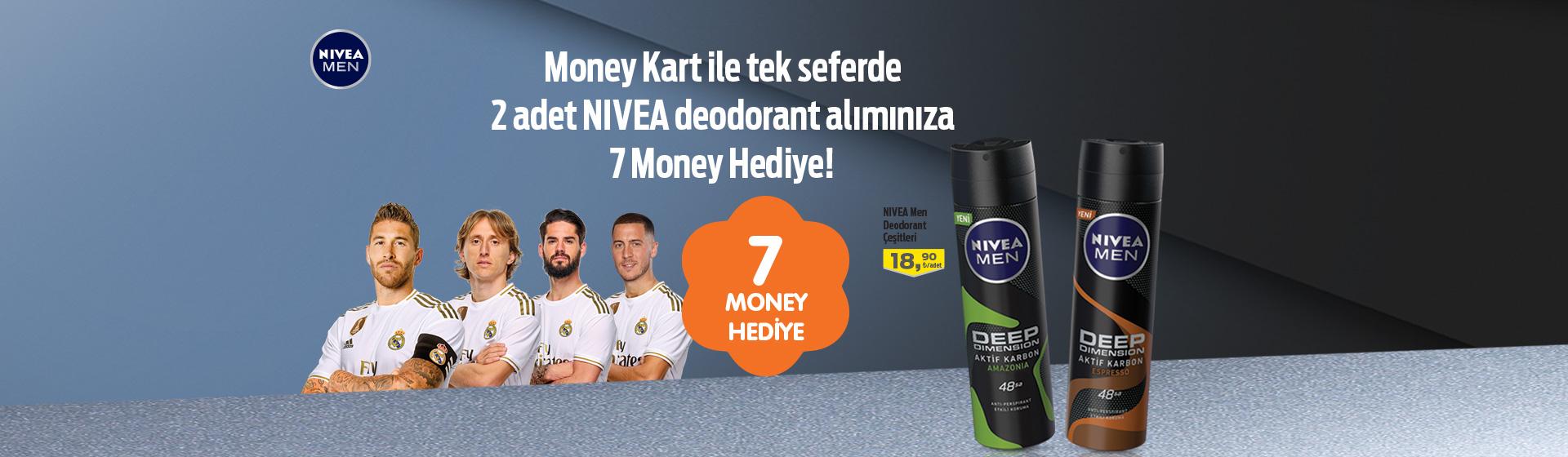 Nivea Men Money Kampanyası