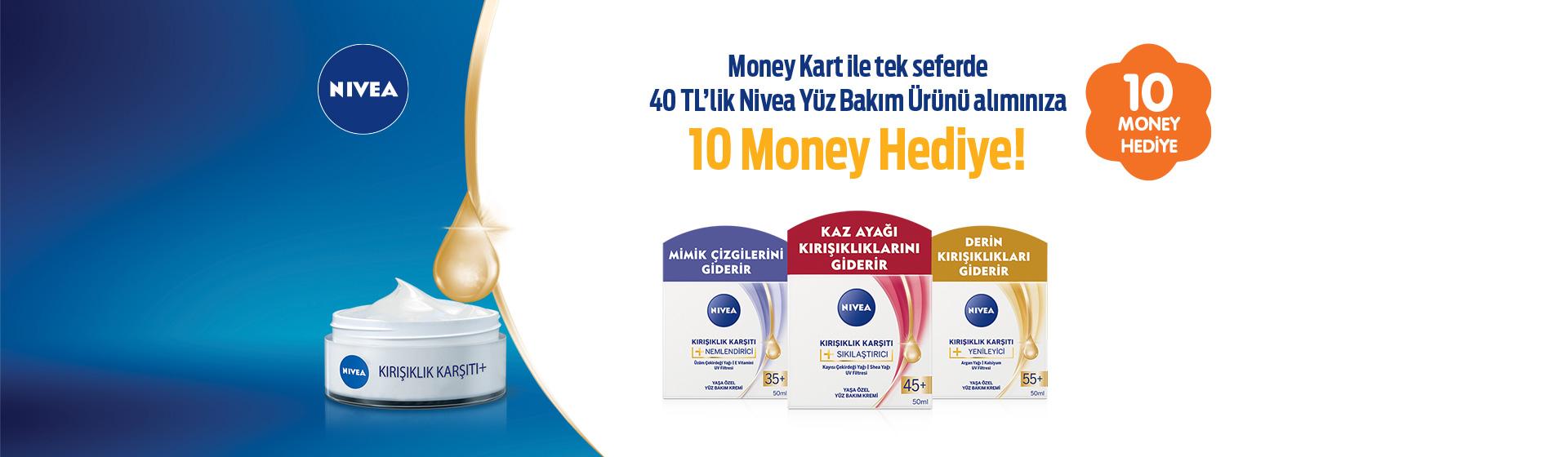 Nivea Money Kampanyası