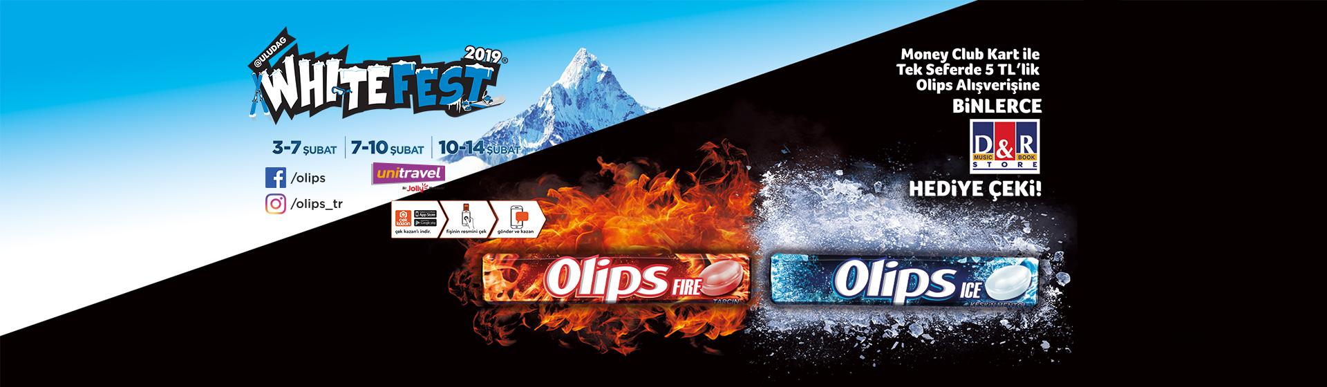 Olips D&R Hediye Çeki Kampanyası