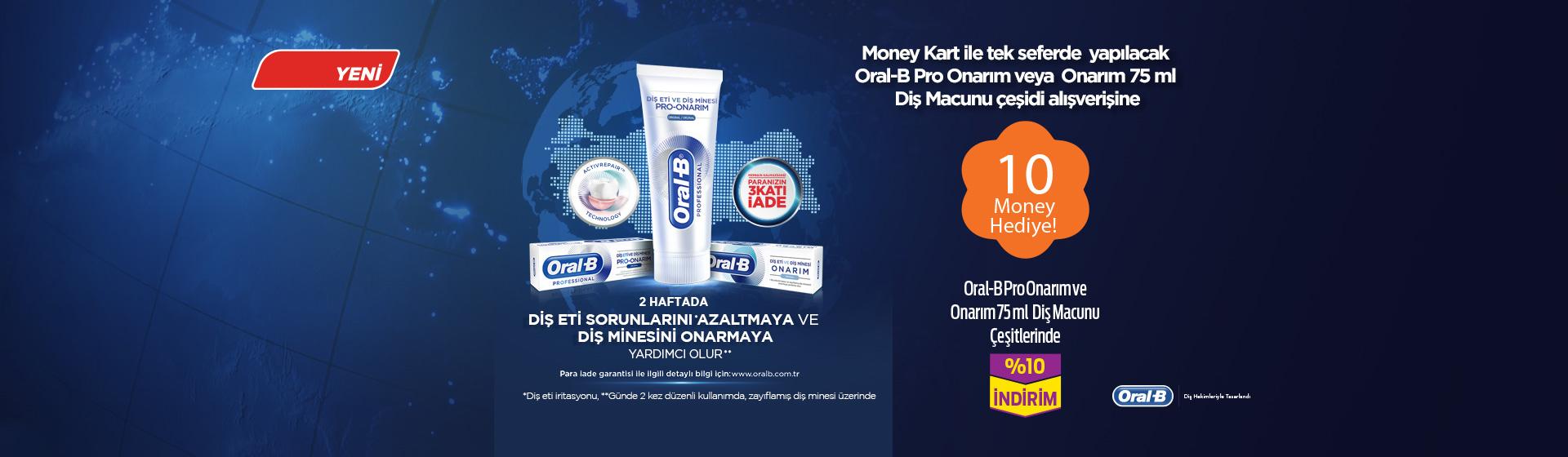 Oral-B Money Kampanyası
