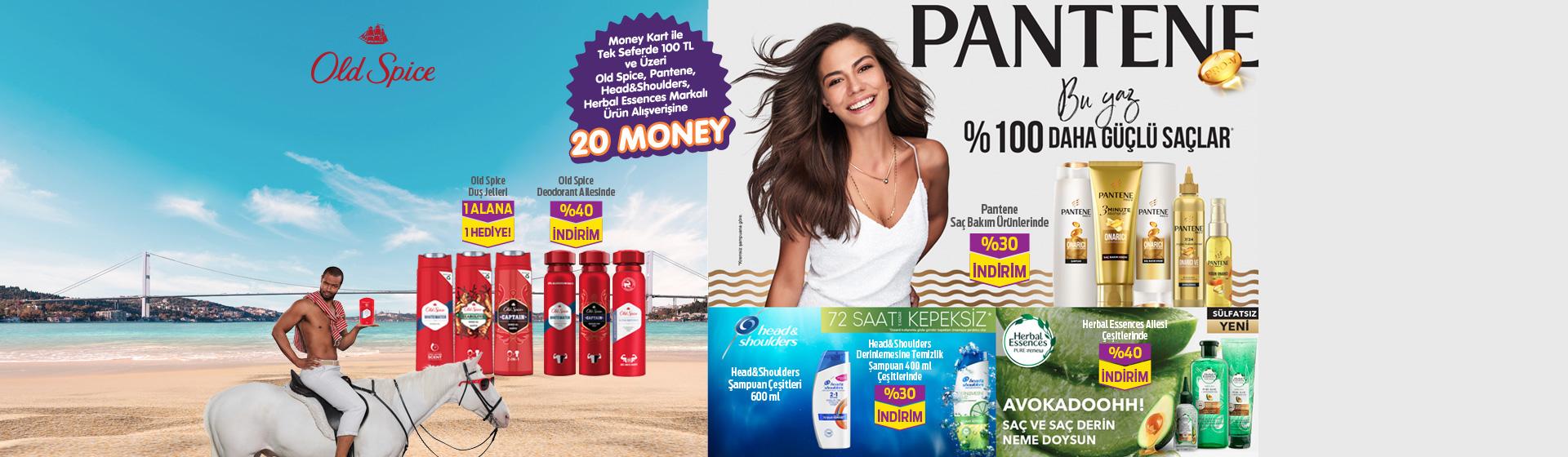 P&G Money Kampanyası