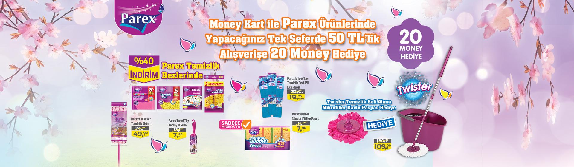 Parex Money Kampanyası