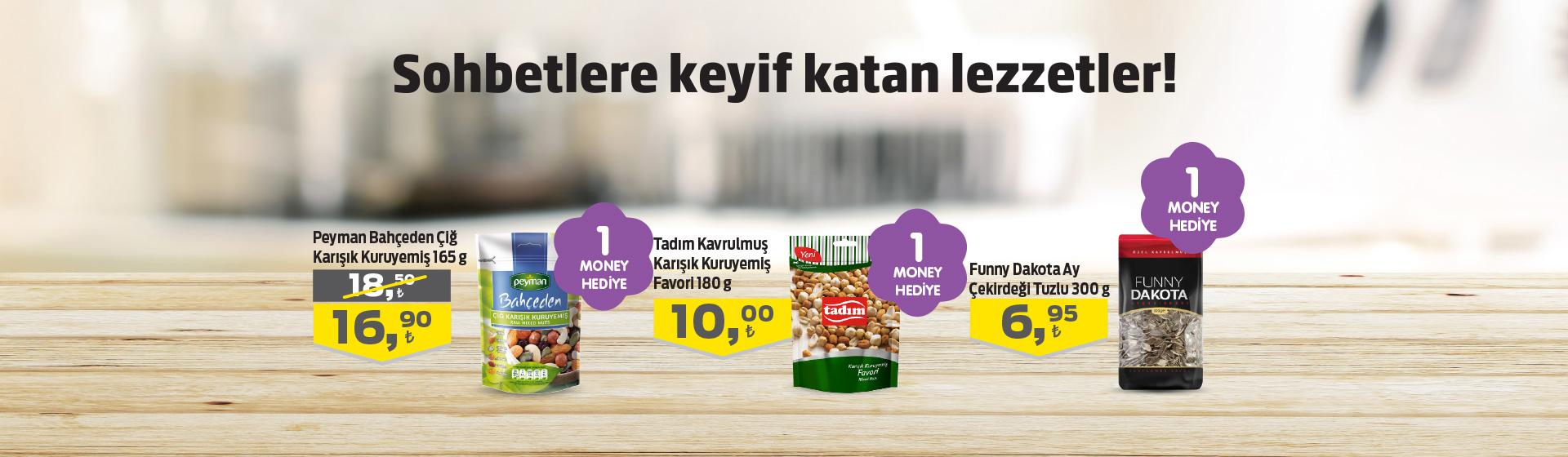 Peyman Money Kampanyası