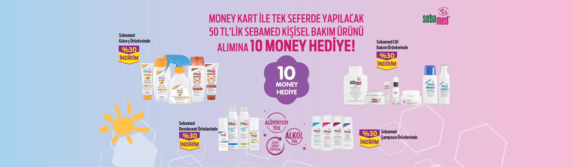 SebaMed Money Kampanyası