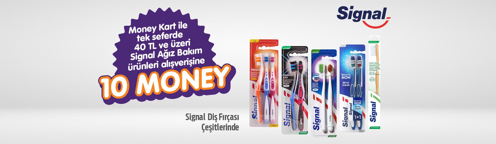 Signal Money Kampanyası