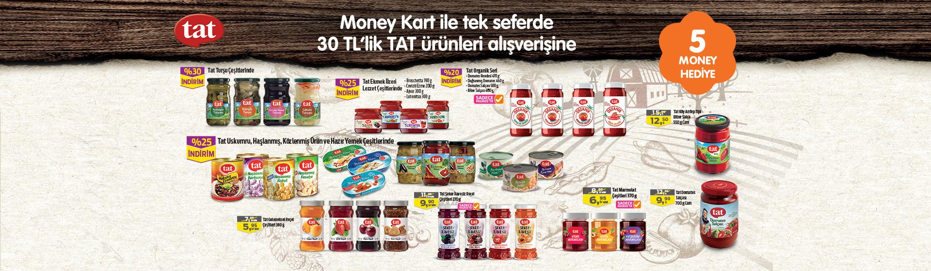 Tat Money Kampanyası