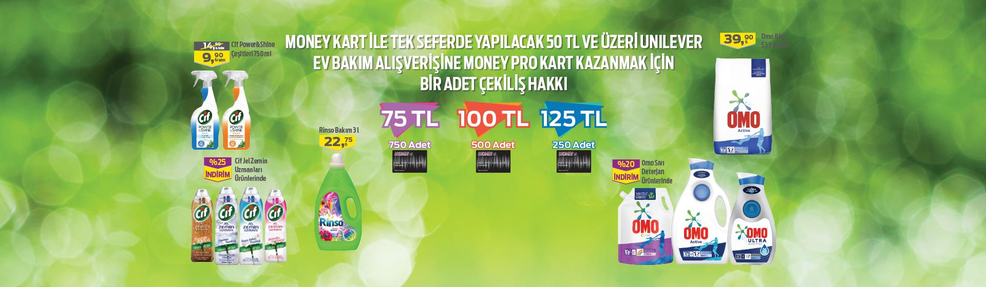 Unilever Çekiliş Kampanyası