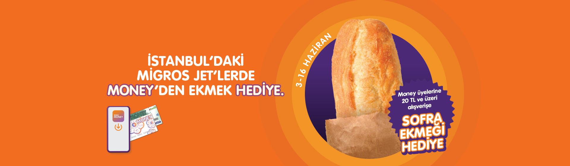 İstanbul Mjet Ekmek Kampanyası