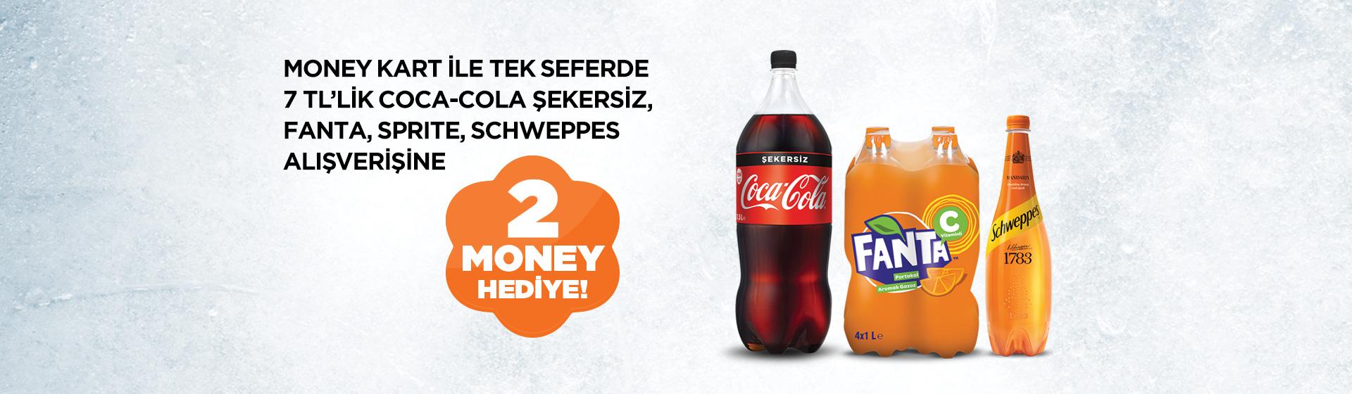 Coca Cola Money Kampanyası
