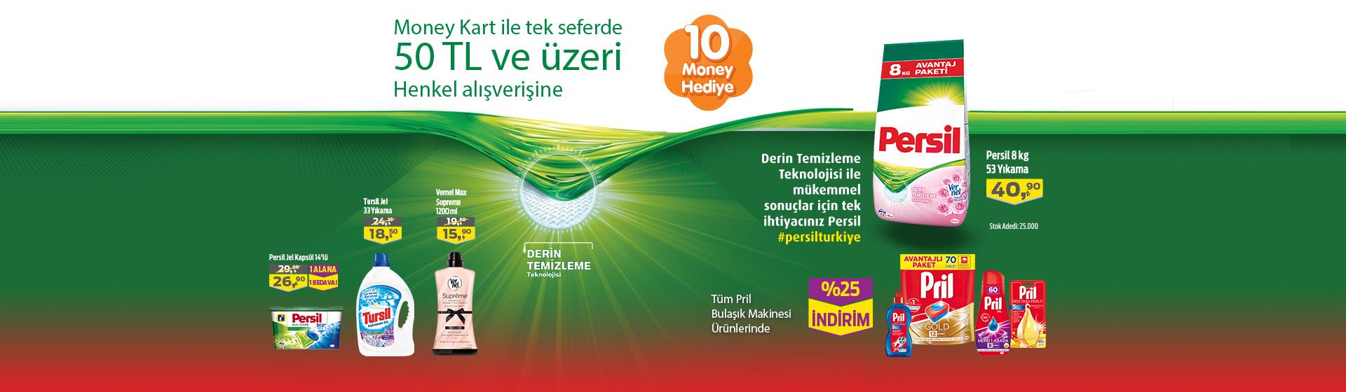 Henkel Money Kampanyası