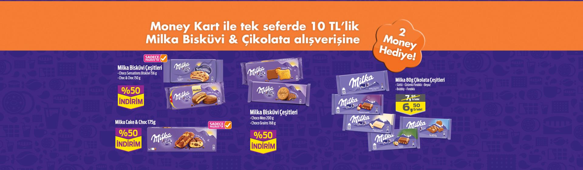 Milka Money Kampanyası